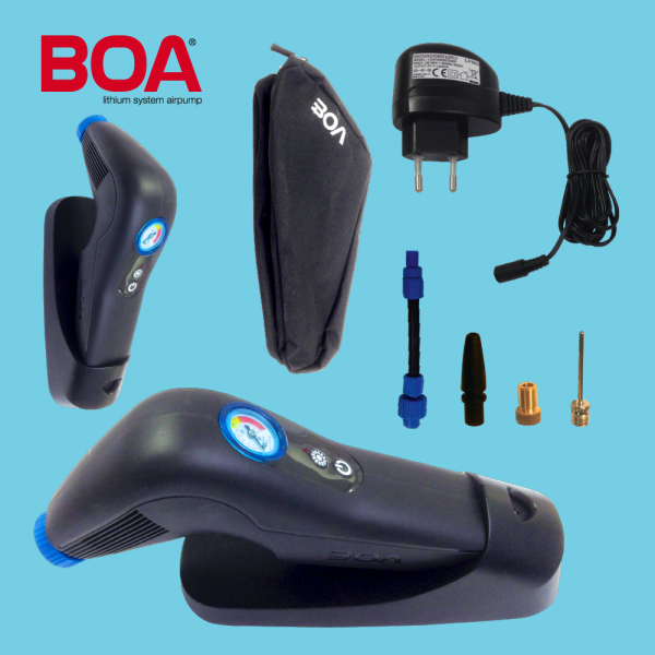 BOA Pump 3