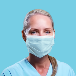 Nurse 3 ply face mask