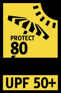 UV Protect 80 Symbol