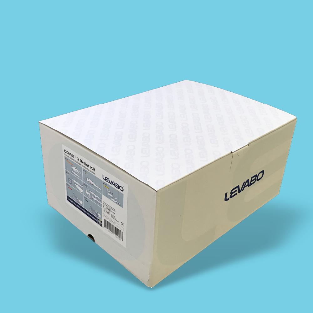 Covid 19 Kit box