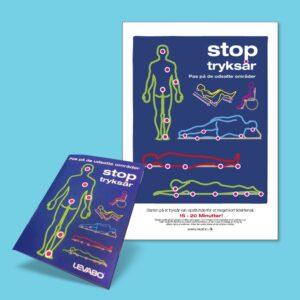 Lomme guide og plakat